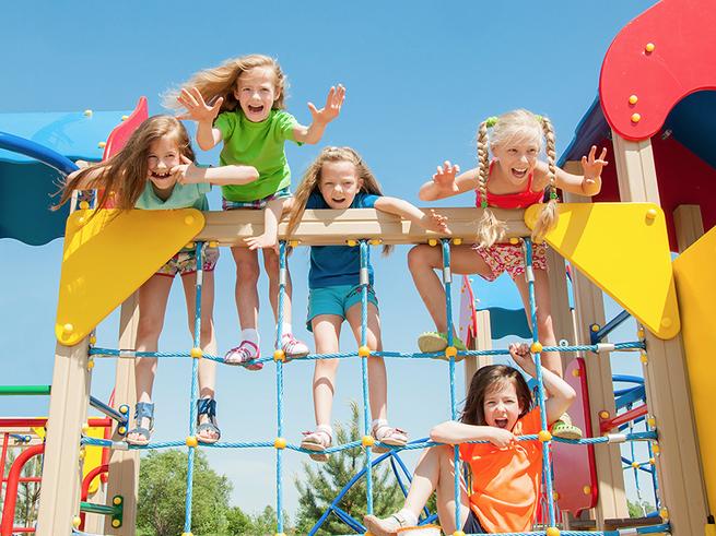 Пять типов детей, которых вы возненавидите на площадке
