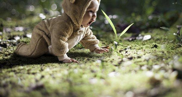 Сон ребёнка в 8 месяцев