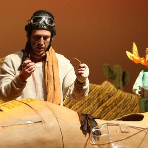 Премьера в Театре кукол Образцова: Путешествия по планетам с «Маленьким принцем»