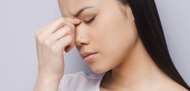 Мигрень во время беременности: причины и лечение