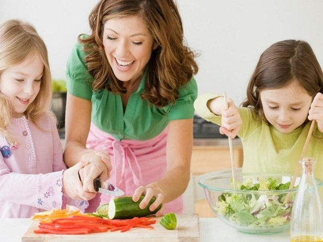 Правильное питание для ребенка 10 лет
