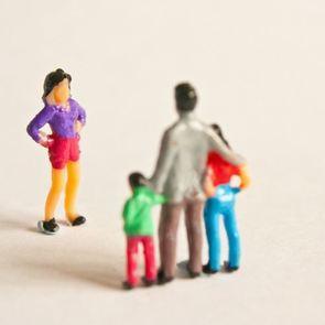 Мамин опыт: О том, как дружить с папой своих детей после развода