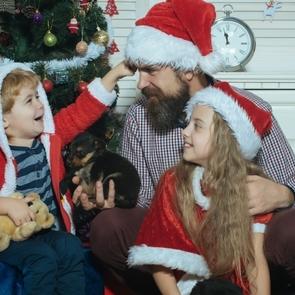 Идеальный семейный Новый год шаг за шагом