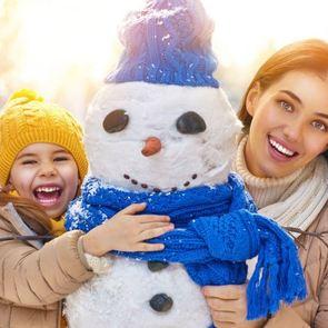 Приятные дела, которые порадуют ребёнка зимой