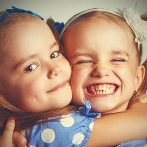Как воспитать общительного ребёнка