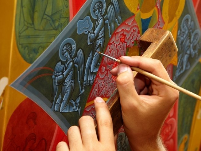 Иконописная мастерская  «Александрия» приглашает на экскурсию