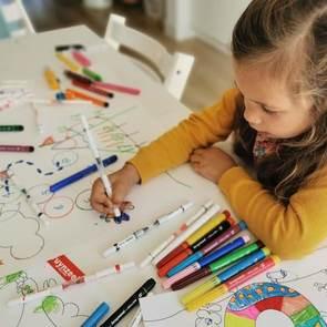 Bruynzeel Kids - созданы специально для маленьких ручек!