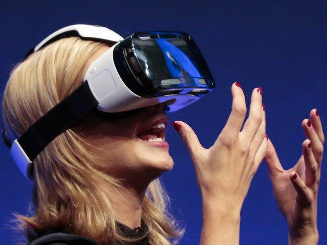 Открылась школа, где обучают с помощью виртуальной реальности
