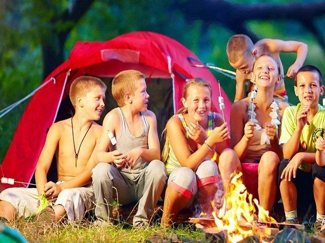Список вещей в лагерь для ребёнка