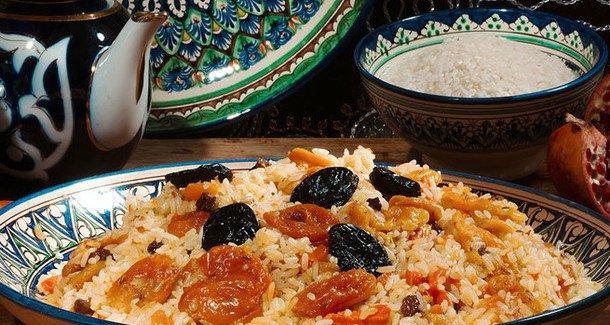 Лучшие блюда узбекской кухни