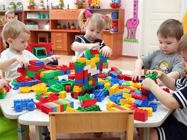 Самый полный список вещей для детского сада