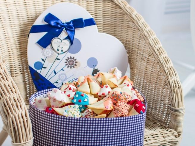 Печенье с предсказаниями: в праздник и просто так