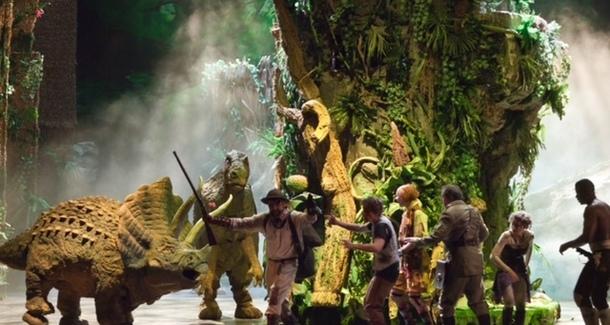 Окажитесь в «Затерянном мире» театра «МОДЕРН»