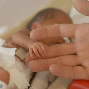 Уральские врачи выходили экстремально недоношенную девочку
