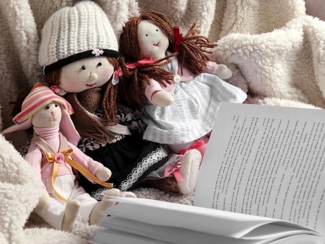 Книги нашего детства, которые понравятся современным малышам, часть 1