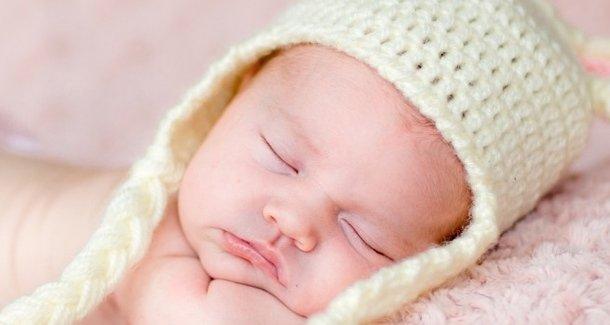 Диатез у новорождённых детей