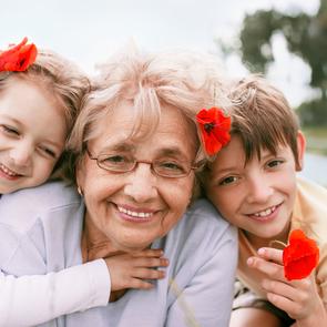 5 поводов поссориться с бабушкой на отдыхе