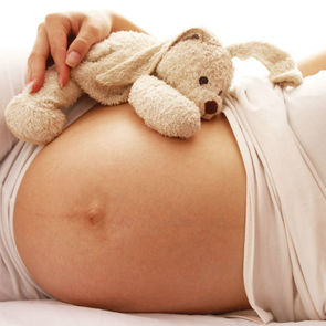 Беременным разрешили спать на спине