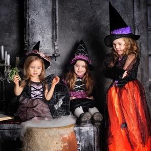 Хэллоуин-вечеринка для детей: куда пойти