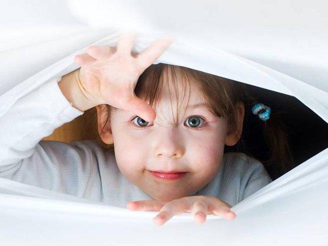 Как избавить ребёнка от страхов?
