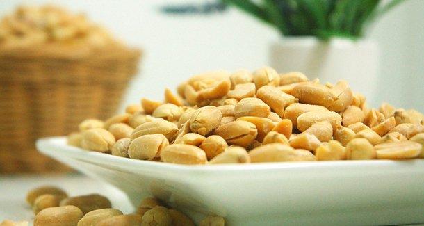 Польза арахиса для организма