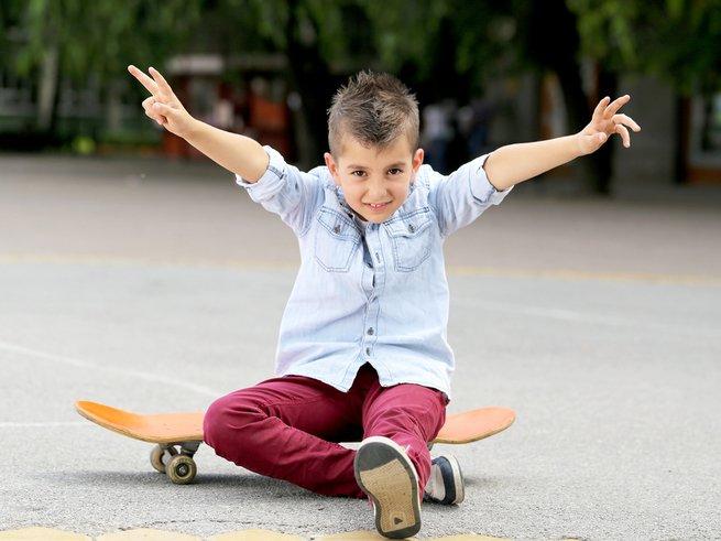 Как развлечь ребёнка в городе летом