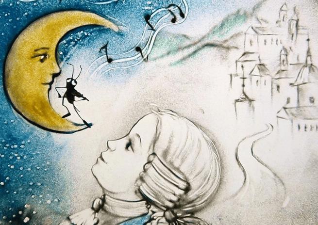 Песочную фантазию «Детство Моцарта»  покажут в Большом театре кукол