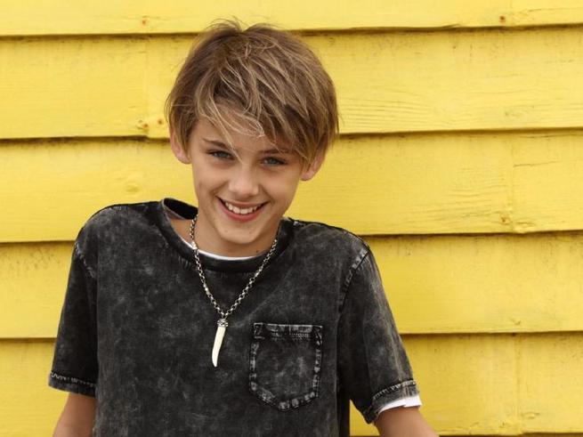Самый красивый мальчик в мире живет в Австралии