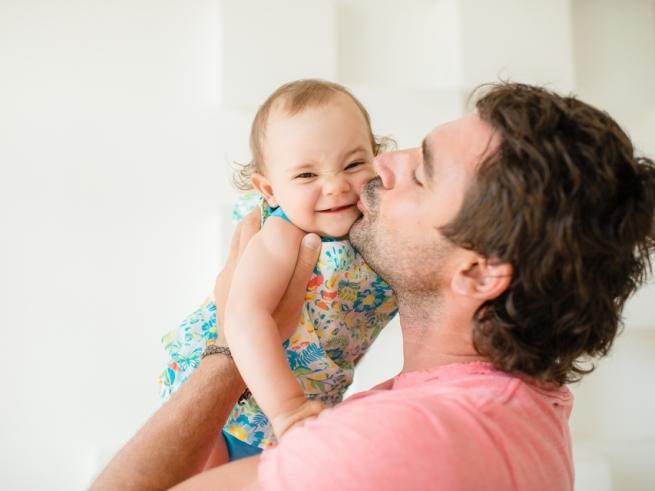 Папа остаётся с ребёнком: главные правила