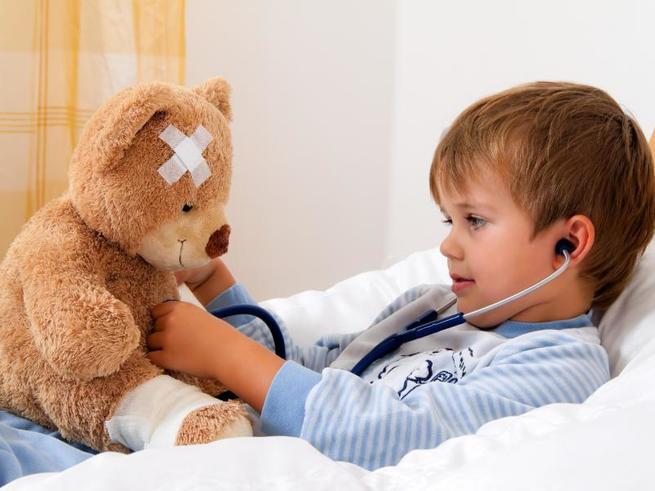 Больничный с ребёнком: что должны знать родители