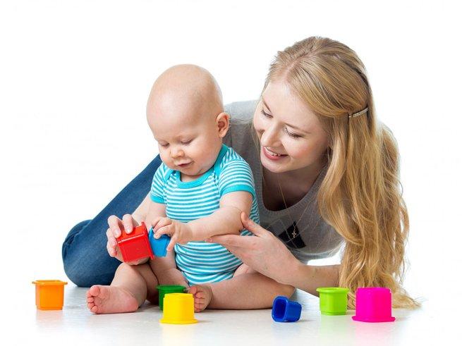 Развивающие игрушки для детей 1 года