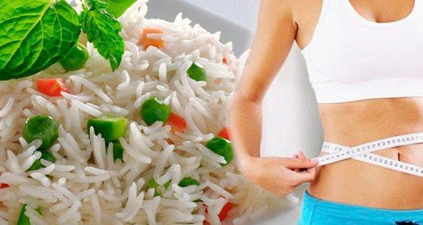 Преимущества рисовой диеты