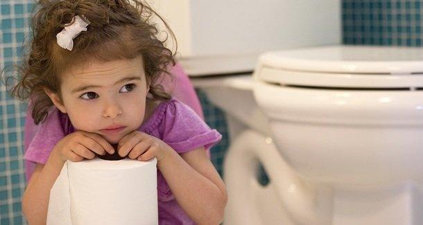 Понос и запор у детей 8 лет