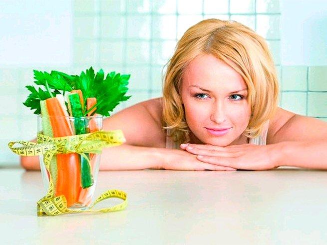 Простая и эффективная диета для похудения