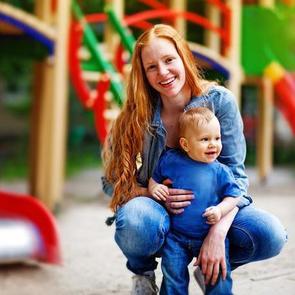 5 вещей, о которых врут все мамы на детских площадках