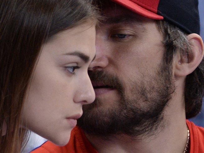 Александр Овечкин доказал, что будет отличным отцом