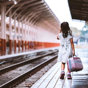 В 2018 году изменят правила перевозки детей на железной дороге