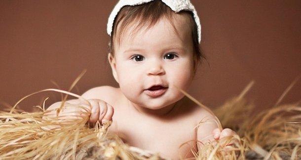 Питание ребёнка в 4 месяца