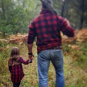 ФОТО: когда твой папа - настоящий герой