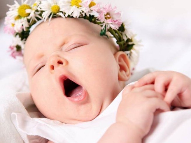Сколько должен спать ребенок в 6 месяцев