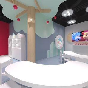 Новая игровая стоматология в детском городе профессий «Кидбург»