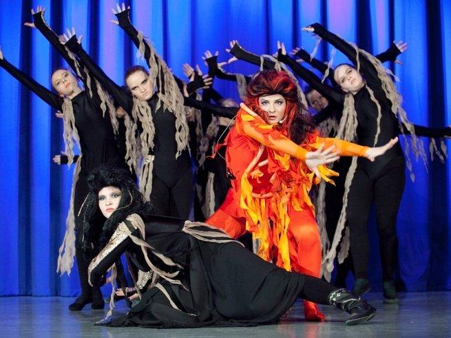 Мюзикл «Аврора» погрузит малышей в мир волшебства