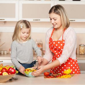 5 праздничных блюд на новый год для детей до 2 лет
