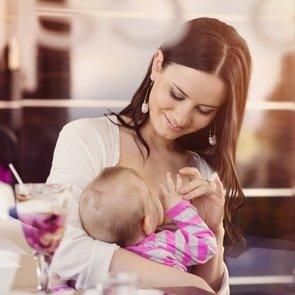 Грудное вскармливание полезно для здоровья мам