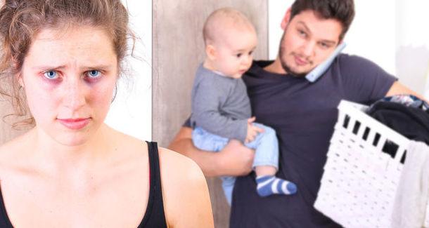 Мамин опыт: как я перевоспитывала мужа после рождения ребенка