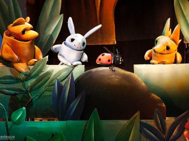 «Лисёнок-плут»  приглашает самых маленьких зрителей