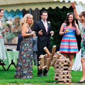 Развлечения на свадьбе для гостей
