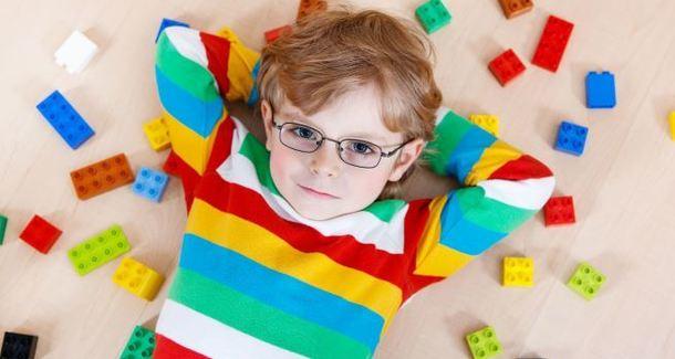 Занимательная математика с кубиками Лего