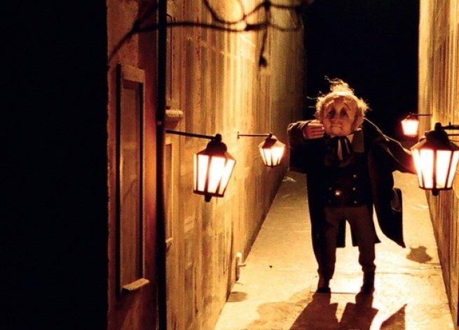 Мистическое шоу «Ужасы Петербурга» для самых храбрых
