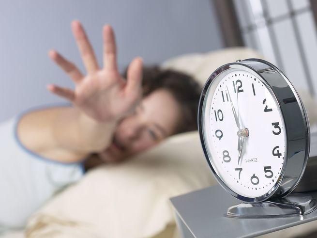 Недостаток сна ведёт к ожирению